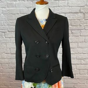 DVF Little M double breasted jacket